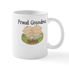 Proud Grandma Twins Mug