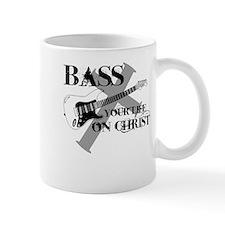 Bass your life on Christ Mug
