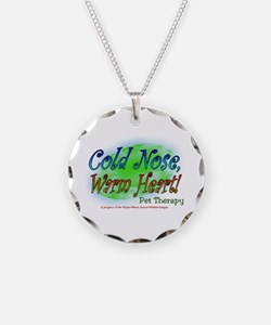 Cute Warm bodies cold body warm heart Necklace