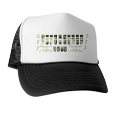 KEEP ON TALKING. Trucker Hat