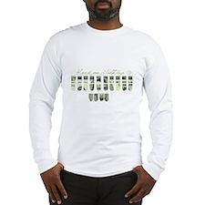 KEEP ON TALKING. Long Sleeve T-Shirt
