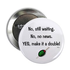 Make It A Double Button (olive, 10 pack)