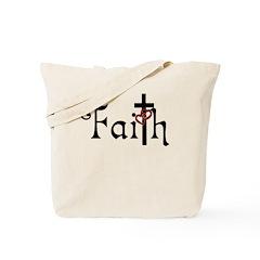 Christian Faith Tote Bag