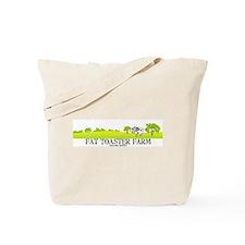 Fat Toaster Farm Tote Bag