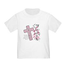 Faith with cross T