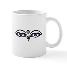 buddhaeyes Mugs