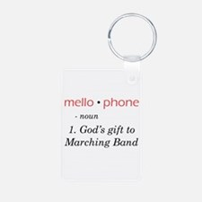 Definition of Mellophone Keychains