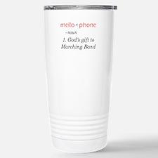 Definition of Mellophone Travel Mug