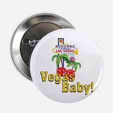 """Vegas Baby! 2.25"""" Button (10 pack)"""