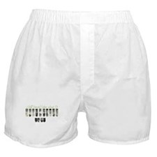 TALK DOESN'T COME CHEAP Boxer Shorts