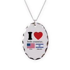 USA-ISRAEL Necklace