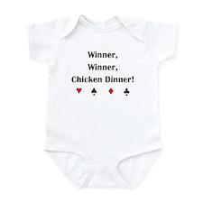 Winner Winner Infant Bodysuit