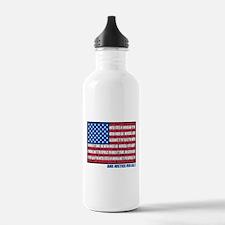 I Pledge Allegiance in the Fl Water Bottle