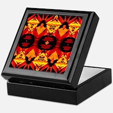 Patterns Series Keepsake Box