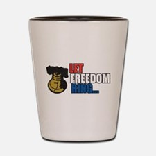 Let Freedom Ring Shot Glass
