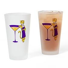 Louisana Tigertini Pint Glass