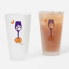 Tipsy Tiger Pint Glass