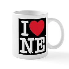 I Love NE Small Small Mug