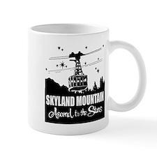 Skyland Mountain Souvenir Mug Mugs
