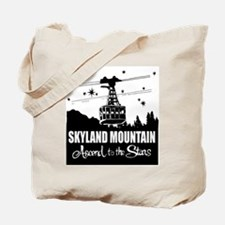 Skyland Mountain Souvenir Tote Bag
