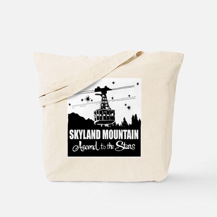 Skyland Mountain Souvenir Tote Bag