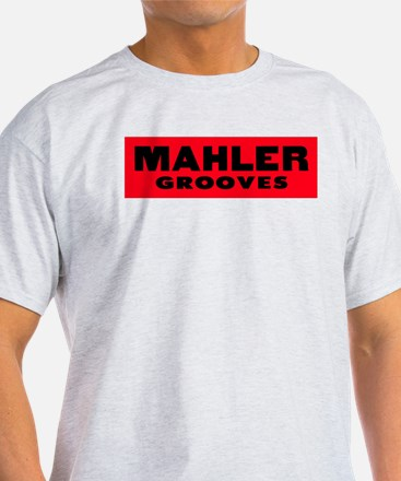 Mahler_bumpersticker T-Shirt