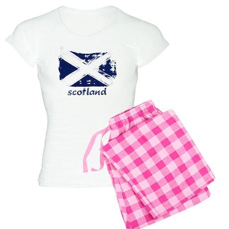 Scotland Women's Light Pajamas