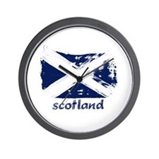 Scotland Wall Clock