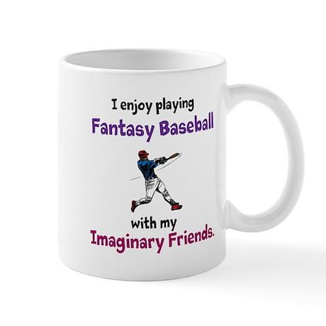 Fantasy Baseball Mug