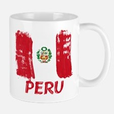 Peru Small Mugs