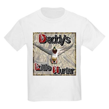 Daddy's Lil' Hunter II Kids Light T-Shirt