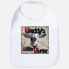 Daddy's Lil' Hunter III Bib