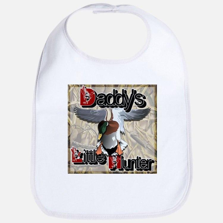 Daddy's Lil' Hunter III Bib