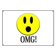 OMG Smiley Banner