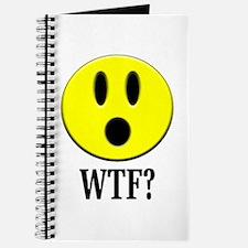 WTF? Smiley Journal