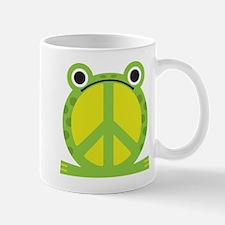 Peace Frog Mug