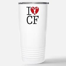 I Love CF Travel Mug
