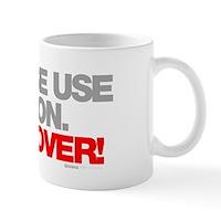 Please Use Caution. Hungover! Mug