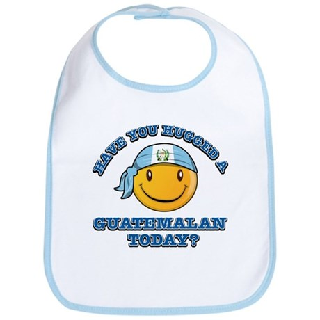 Have you hugged a Guatemalan today? Bib