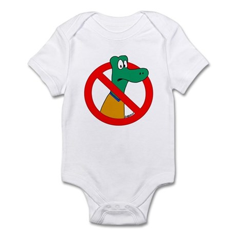 Anti-Gators Infant Bodysuit