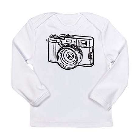 X100_black Long Sleeve T-Shirt