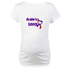 Sister CHD Survivor Shop Shirt