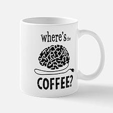 Where's the Coffee? Mugs