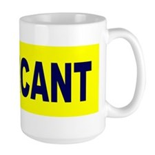 Michicant Anti Michigan Footb Mug