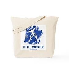 Little Monster - Blue Tote Bag