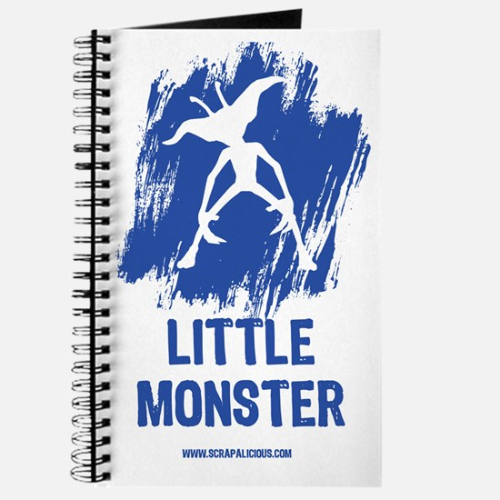 Little Monster - Blue Journal