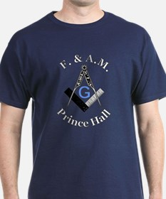 Prince Hall Square and Compass T-Shirt