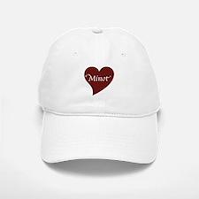 Love for Minot Baseball Baseball Cap