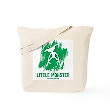 Little Monster - Green Tote Bag