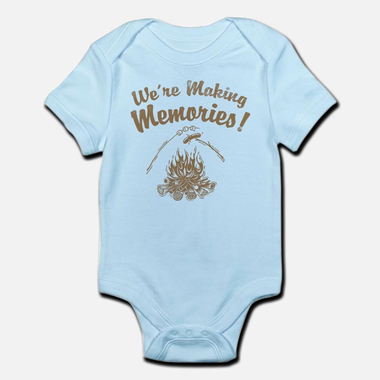 We're Making Memories! Infant Bodysuit